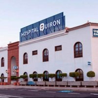 Air Ambulance transfer from Hospital Quiron in Marbella, Spain.