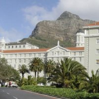 University Hospital of Cape Town, location of the worlds first heart transplant under Dr Christian Barnard